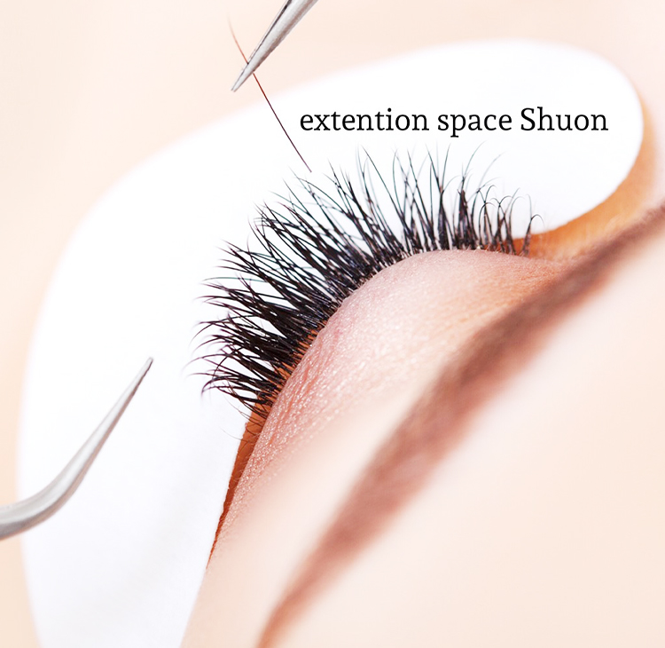 extention space Shuon